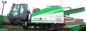 AMS No-Dig's new PD60 Directional Drilling Rig